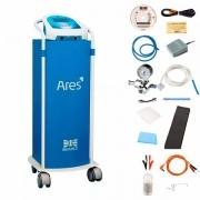 Ares Ibramed - Aparelho de Carboxiterapia C/ Gás Aquecido e Corrente High Volt