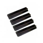 Eletrodos para eletrolipólise 10 x 2 cm - HTM
