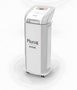Pluria com Sistema inteligente de Carboxiterapia Percutânea e Transcutânea - HTM