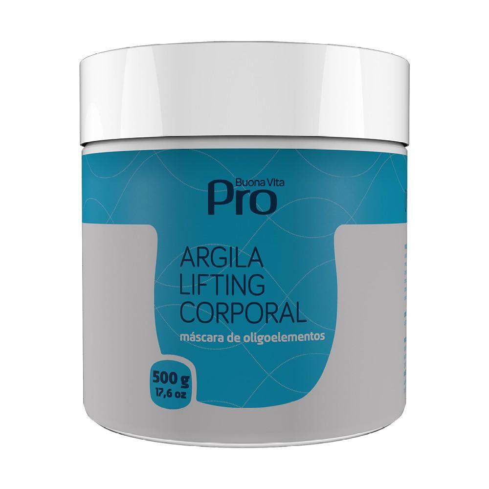 Argila Enriquecida Lifting Corporal - 500g