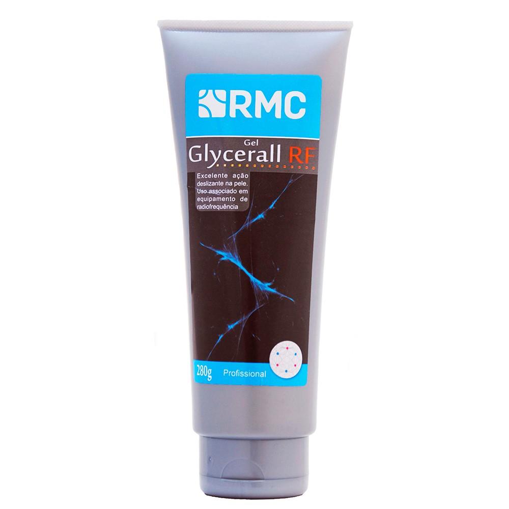 Gel Glicerinado Glycerall para Radiofrequência 280g - RMC