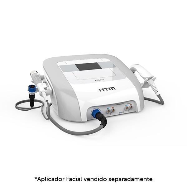 NOVO HIBRIDI HTM - Aparelho de Ultrassom de Alta Potência e Terapias Combinadas
