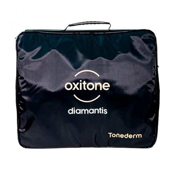Oxitone Diamantis - Aparelho de Ozonioterapia com Vácuo e Peeling Diamante - Tonederm