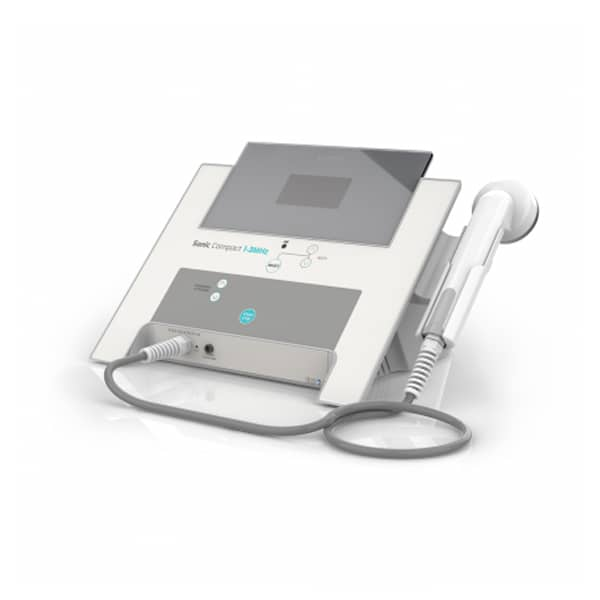 PRONTA-ENTREGA Novo Sonic Compact 1 e 3 Mhz HTM - Aparelho de Ultrassom para Estética e Fisioterapia