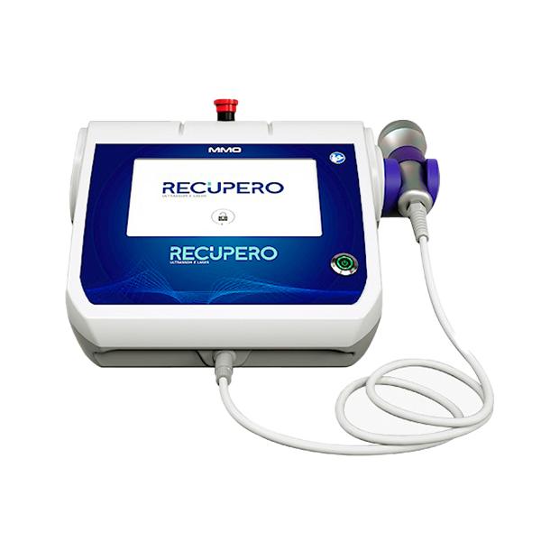 Recupero MMO - Aparelho De Ultrassom E Laser Para Fisioterapia - PRONTA ENTREGA