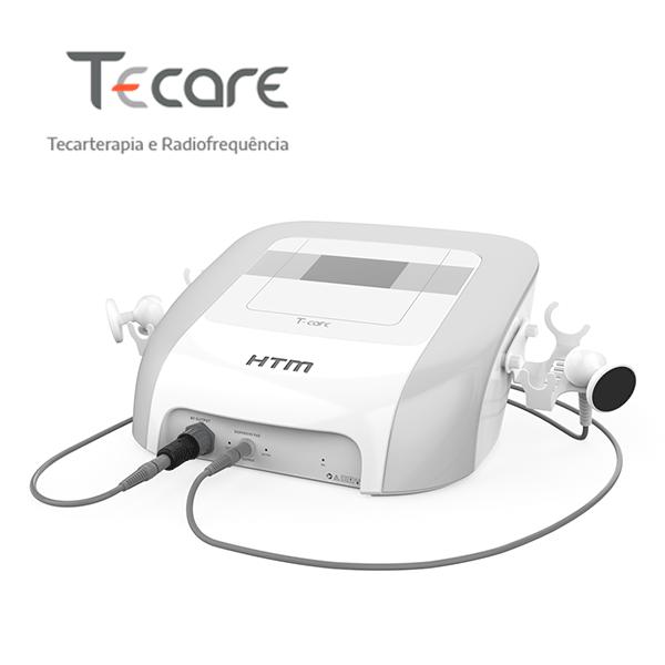 Tecare - Aparelho de Tecarterapia e Radiofrequência - HTM