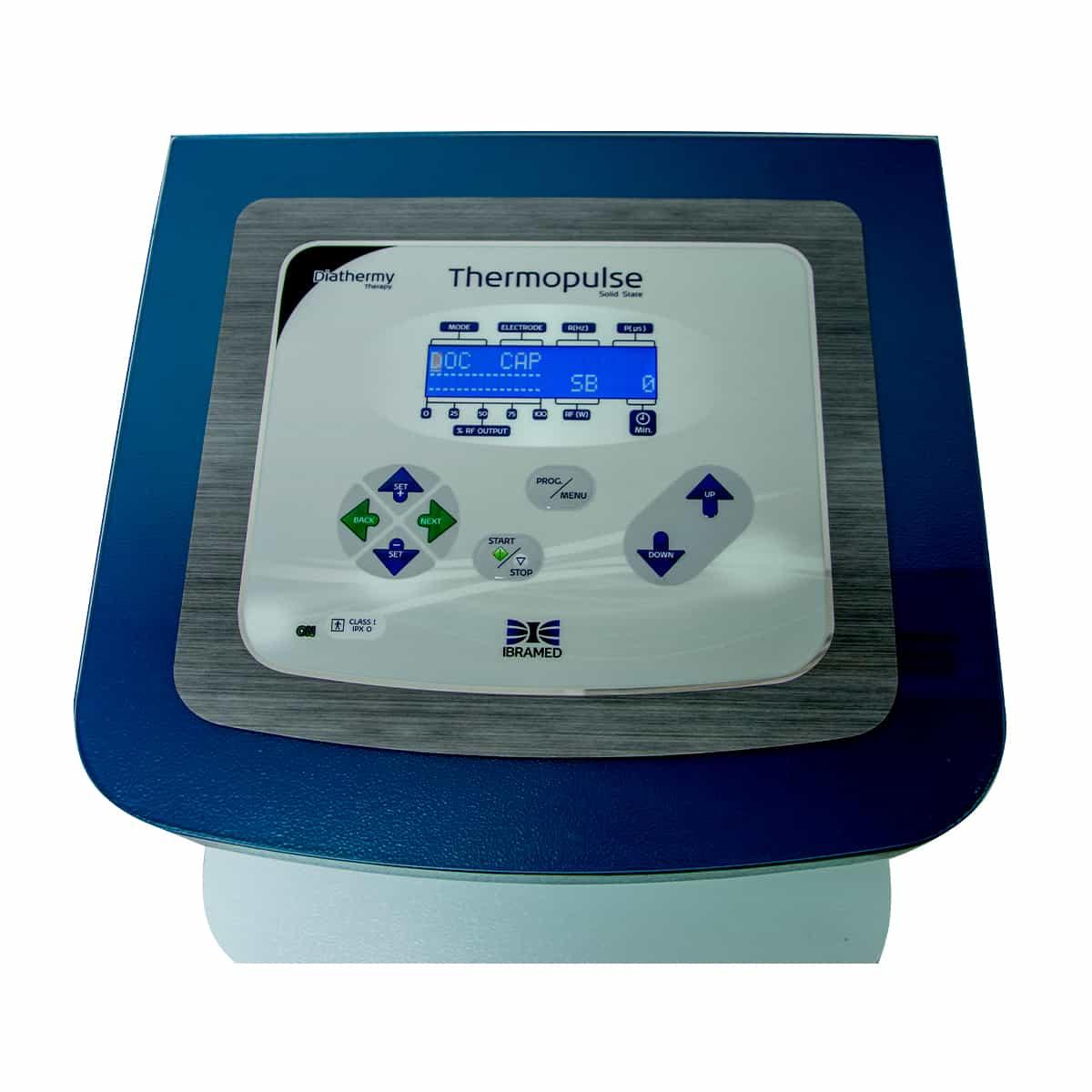 Thermopulse IBRAMED - Aparelho de ondas curtas