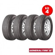 Kit de 4 Pneus General Tire  205/55R16 91H Evertrek HP