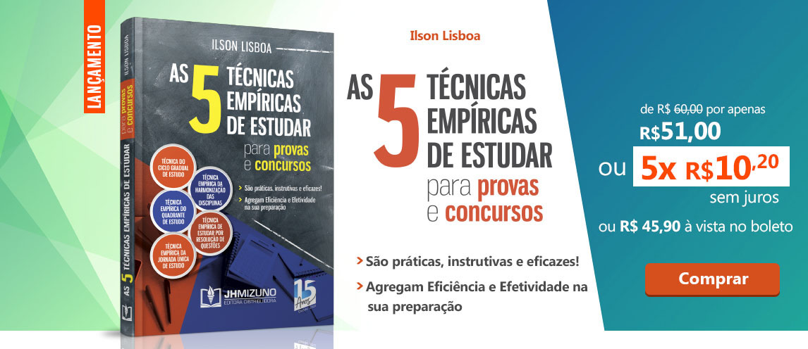 As 5 Técnicas Empíricas