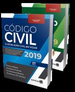 Código De Processo Civil 50ª Ed. | Código Civil 37ª Ed. 2019 - Combo