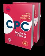 CPC Teoria e Prática 2 volumes -Edipa - Roberto Parizatto