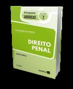 Direito Penal – Parte Geral - Col. Sinopses Jurídicas volume 07