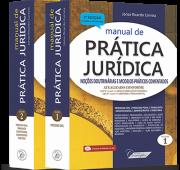 Manual de Prática Jurídica - 2 Volumes