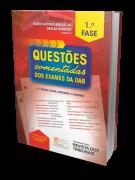 Questões Comentadas dos Exames da OAB