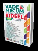 Vade Mecum Acadêmico de Direito Rideel 2017
