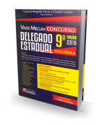 Vade Mecum Concurso - Delegado Estadual - 9ª Ed. 2019
