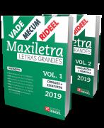 Vade Mecum - Maxiletra - Letras Grandes - 2 Volumes