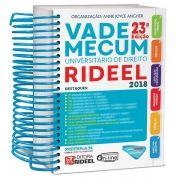 Vade Mecum Universitário de Direito Rideel - 23ª Edição