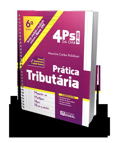 4Ps da OAB - Prática Tributária - 6ª edição