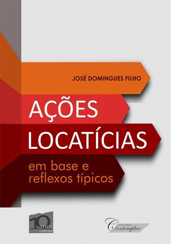Ações Locatícias - Em Base e Reflexos Típicos - 1ª Ed.