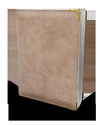 Agenda Jurídica - Diário do Direito 2020 - BEGE