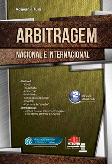 Arbitragem Nacional e Internacional 2ª edição