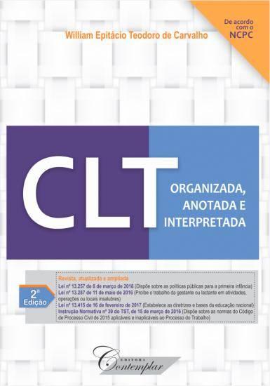 CLT Organizada, Anotada e Interpretada