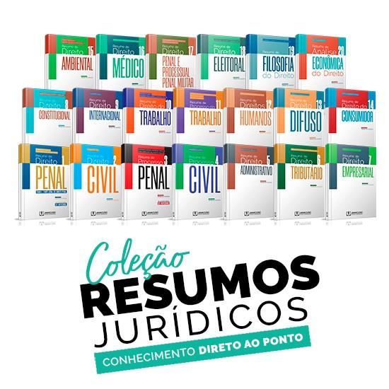 Coleção Resumos Jurídicos