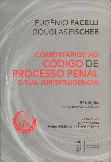 Comentários ao Código de Processo Penal e Sua Jurisprudência