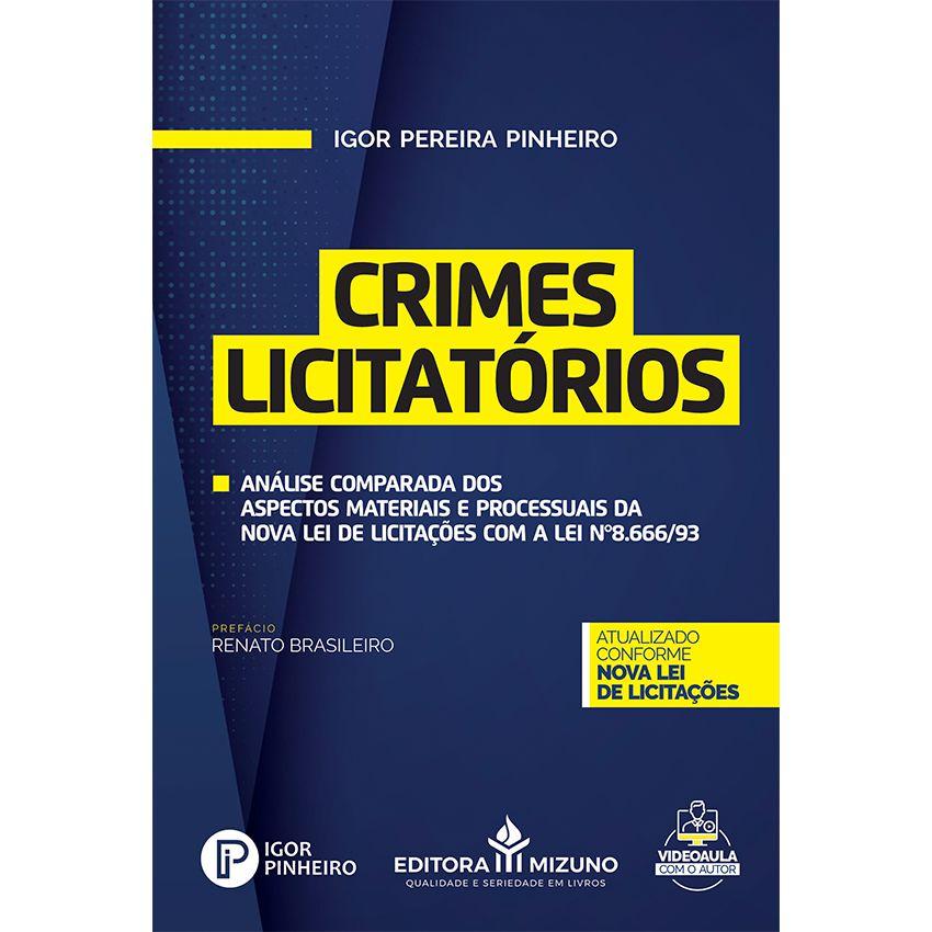 Crimes Licitatórios