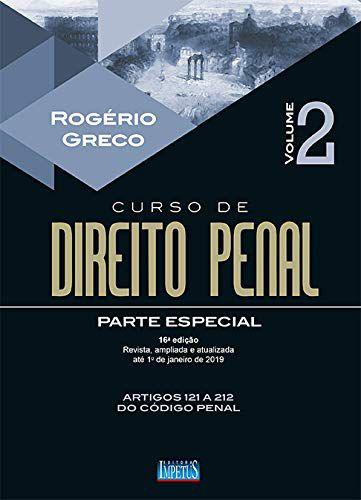 Curso de Direito Penal - Parte Especial - Volume 2 - 2019