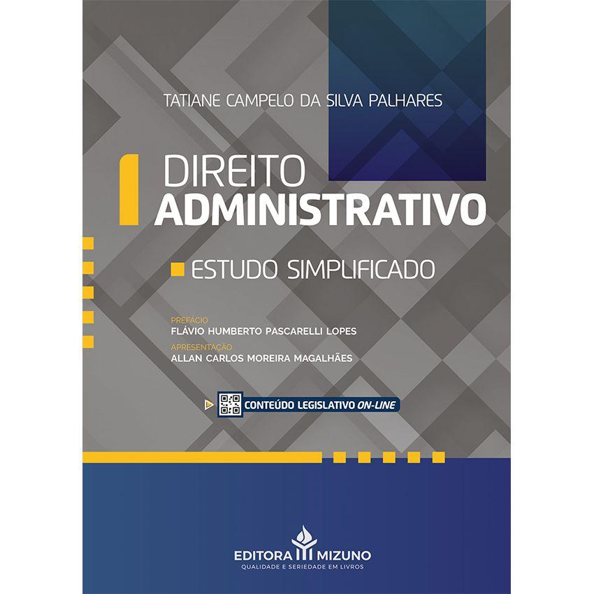 Direito Administrativo - Estudo Simplificado