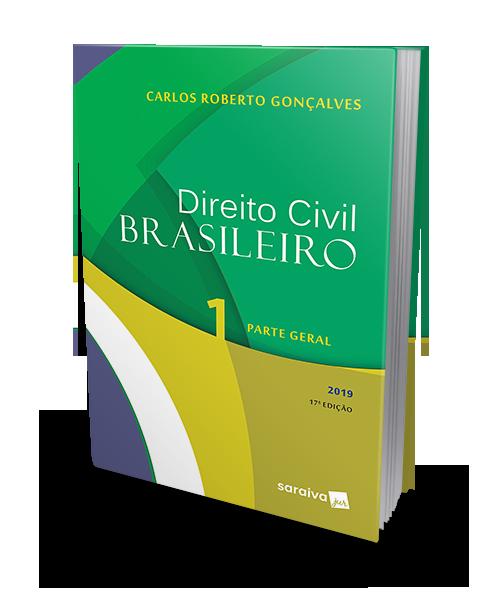 Direito Civil Brasileiro - Parte Geral - Vol. 1 - 17ª Edição 2019