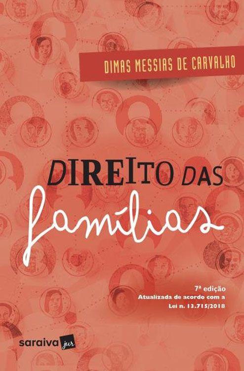 Direito das Famílias - 7ª Edição