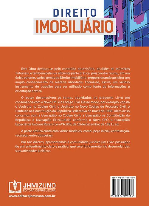 Direito Imobiliário - Doutrina e Prática