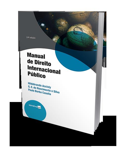 Manual de Direito Internacional Público - 24ª Edição