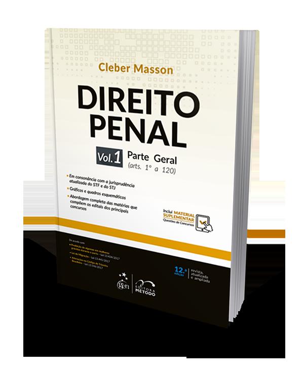 Direito Penal - Parte Geral - Vol. 1 - 12ª Edição