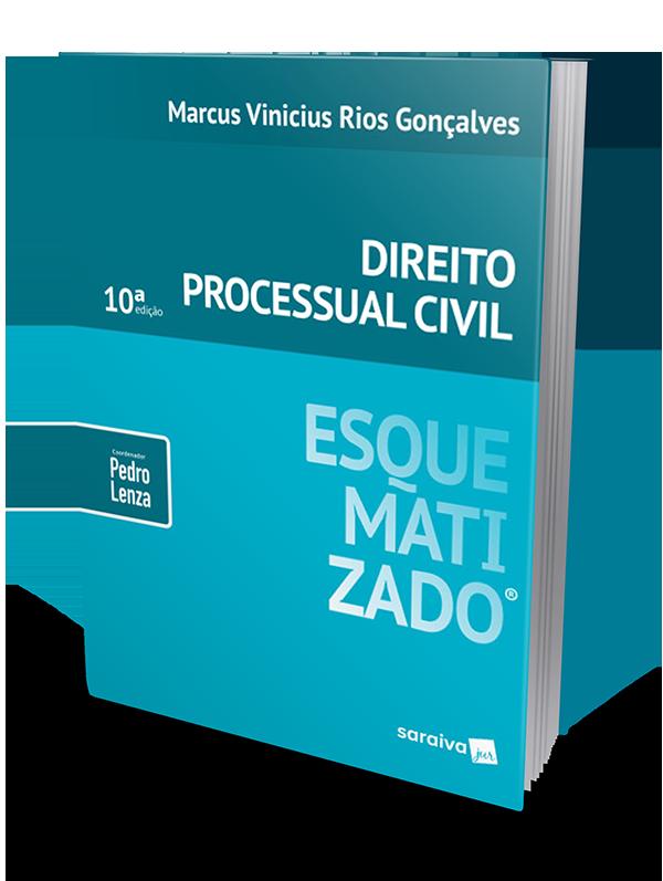 Direito Processual Civil - Esquematizado - 10ª Edição