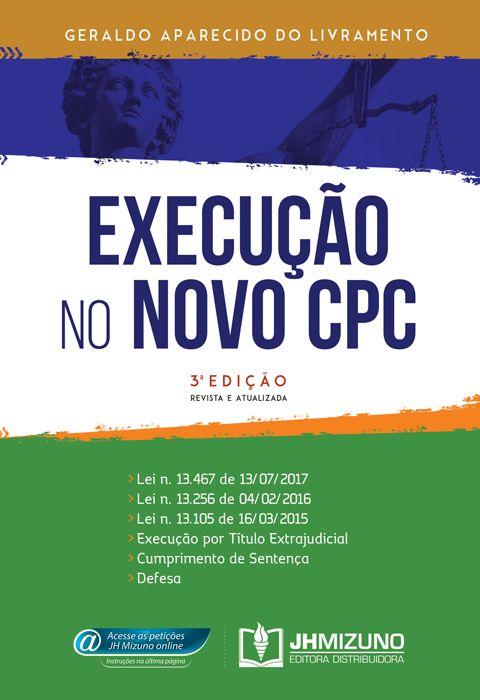 Execução no Novo CPC