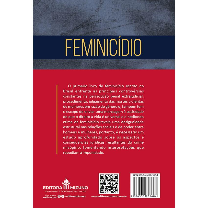 Feminicídio - Controvérsias e Aspectos Práticos - 2ª Edição