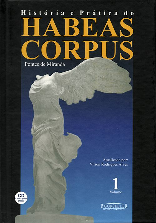 História e Prática do Habeas Corpus - 2 Volumes - 3ª Edição