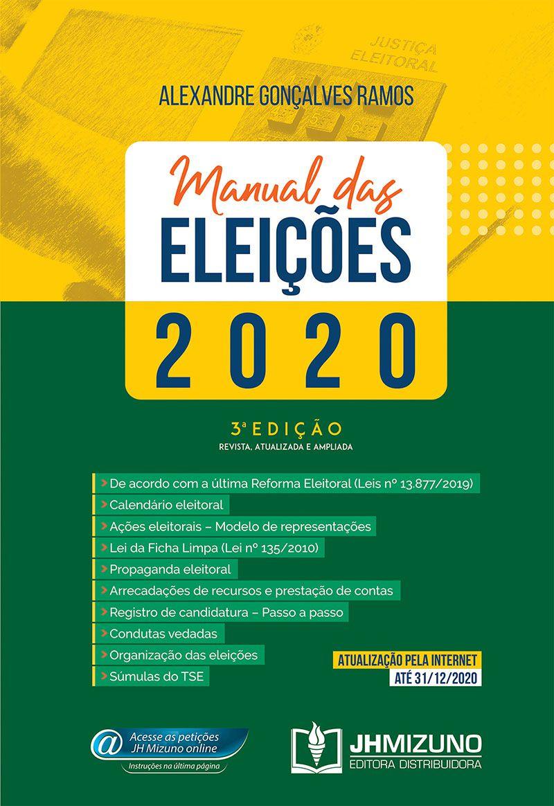 Manual das Eleições 2020