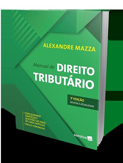 Manual de Direito Tributário - 5ª Edição