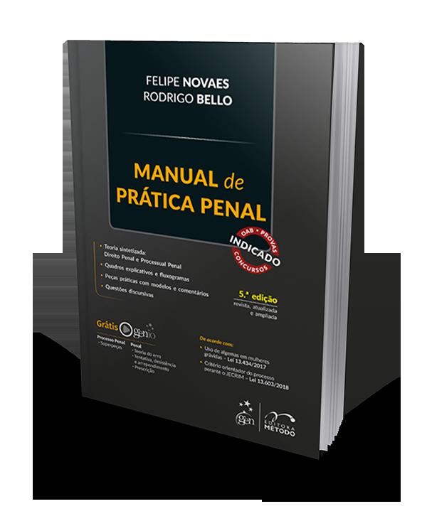 Manual de Prática Penal - 5ª Edição