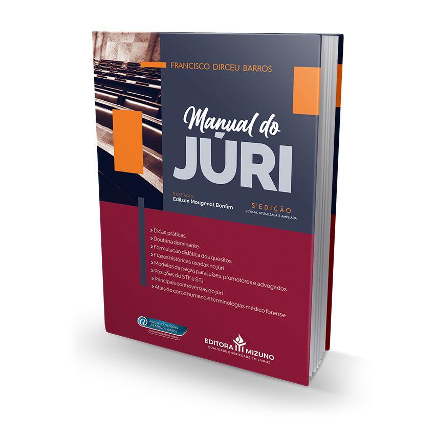 Manual do Júri - 5ª Edição