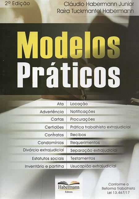 Modelos Práticos - 2ª Ed.