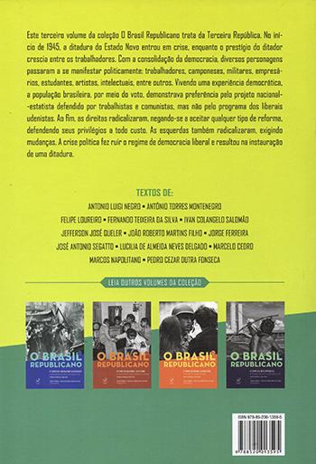 O Brasil Republicano - O Tempo Da Experiência Democrática
