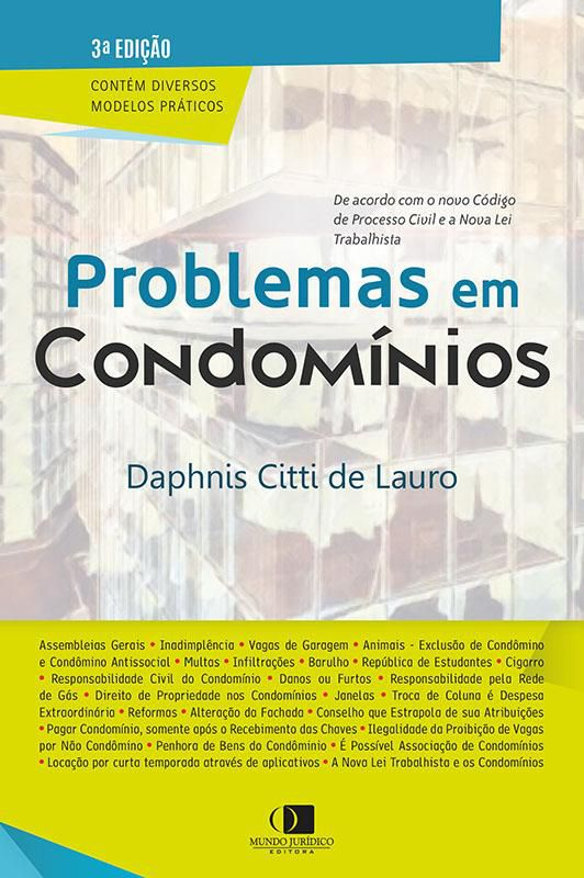 Problemas em condomínios