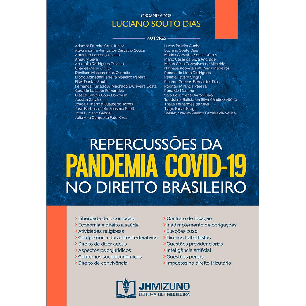 Repercussões da Pandemia COVID-19 no Direito Brasileiro