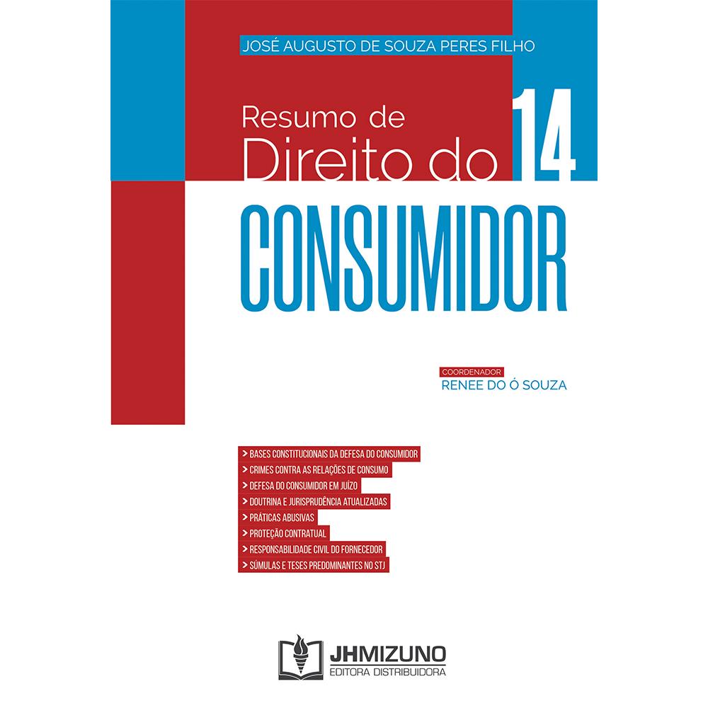 Resumo de Direito do Consumidor